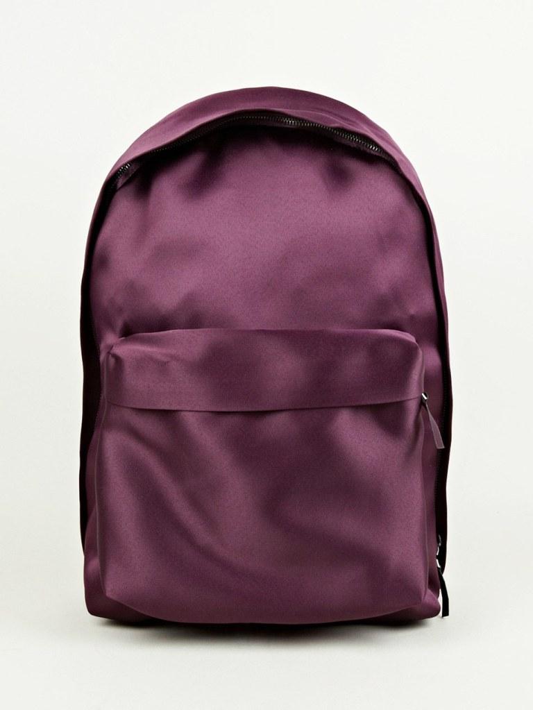 Raf Simons Eastpak silk backpack